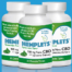 CBD Liposome Hemplets Chewable Tablets (Spearmint)