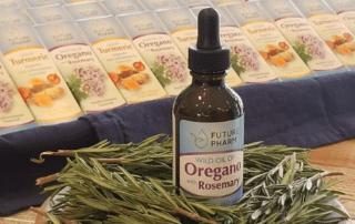 oil of oregano on social media