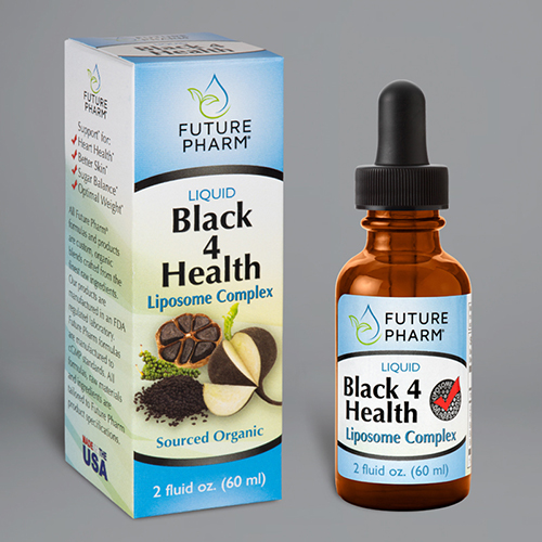 Black 4 Health Liposome Complex Buy 2 get 1 Free